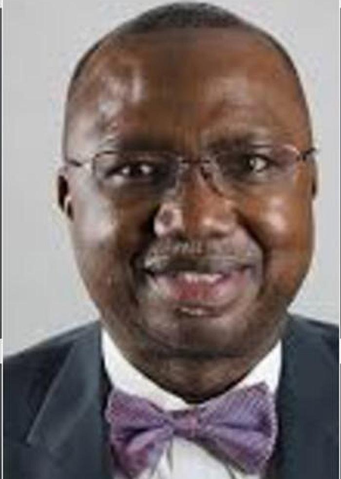 Dr C J Odunukwe
